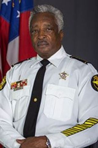 Image of Newton County Sheriff Ezell Brown