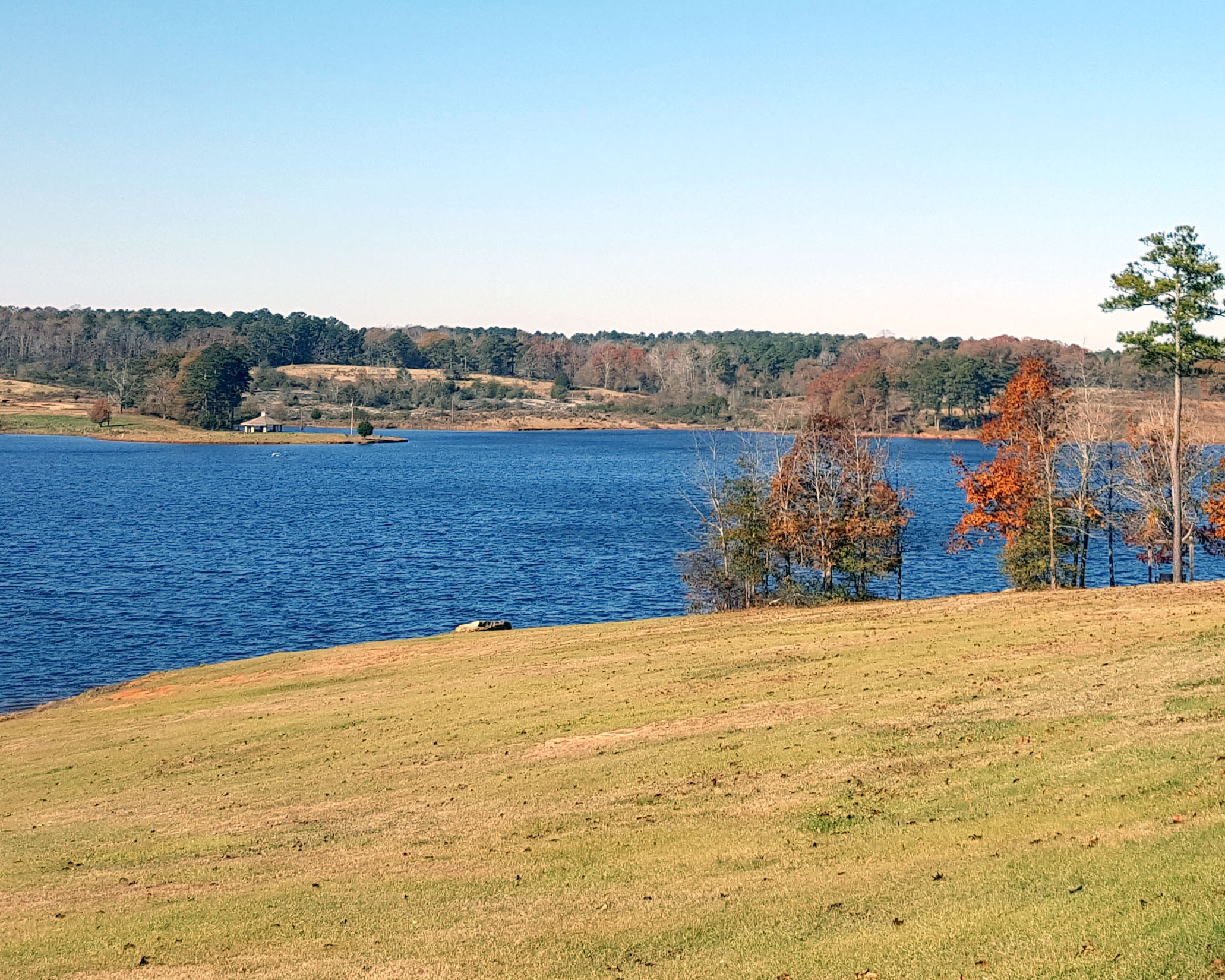 Image of Lake Varner news