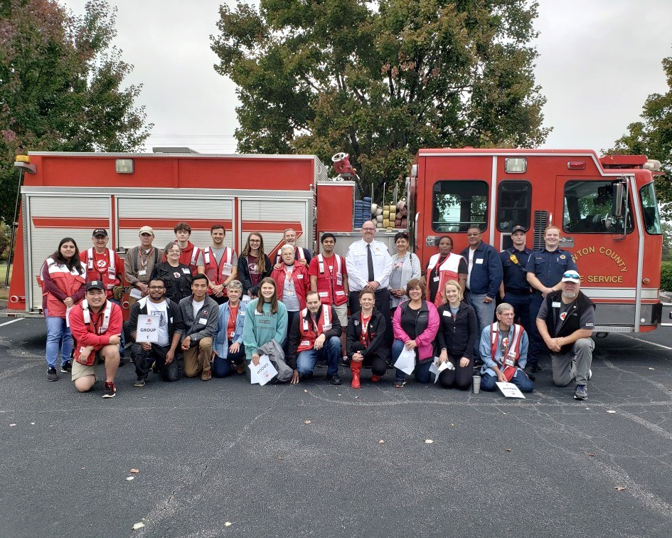 Image of Smoke Detector Blitz 2019