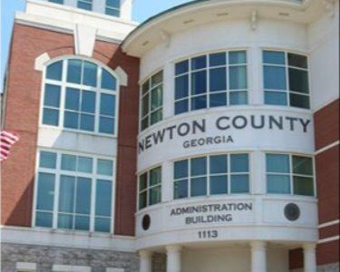 Newton County GA Administration Building