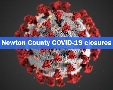Image of COVID-19 closures