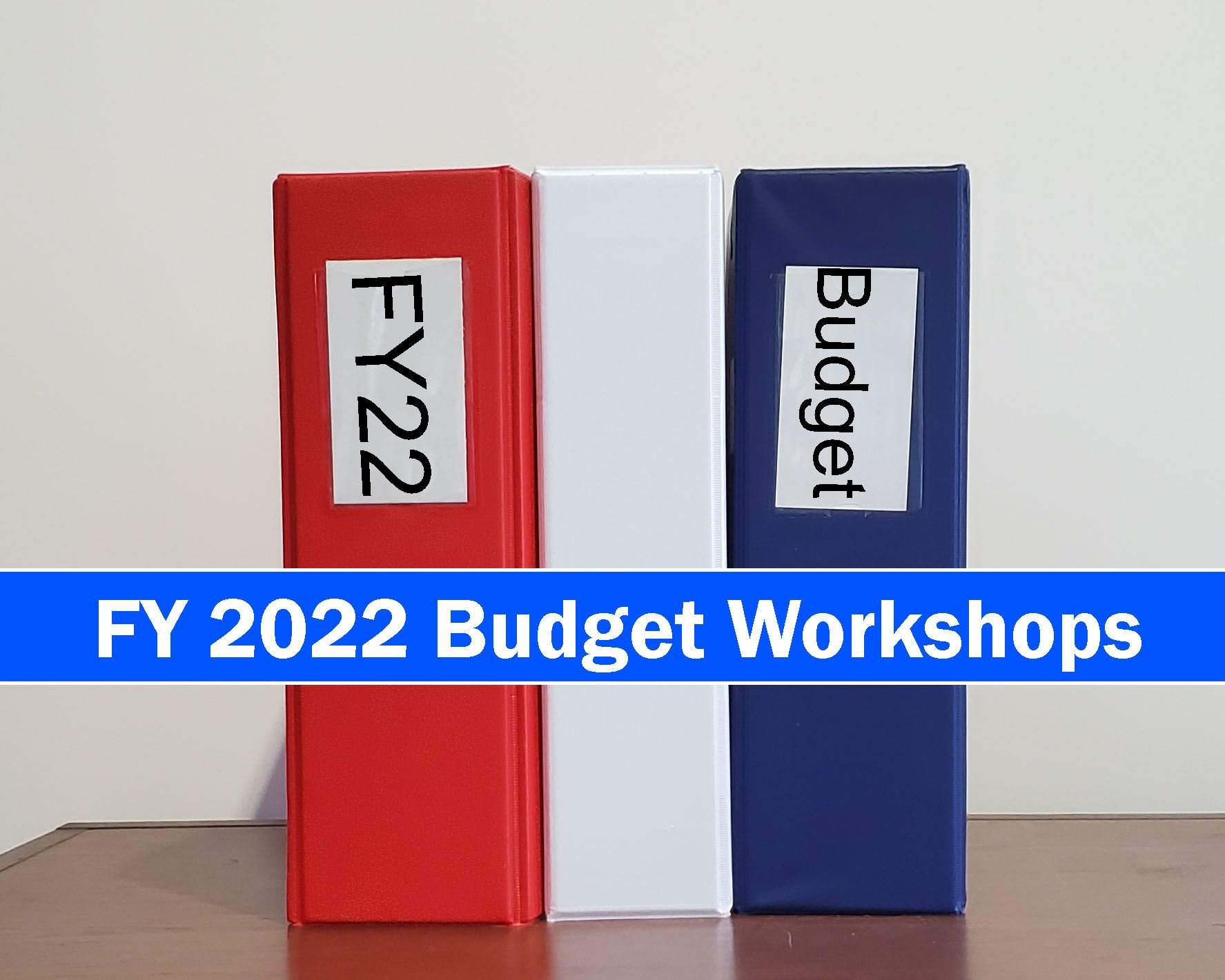 FY2022 Budget Graphic
