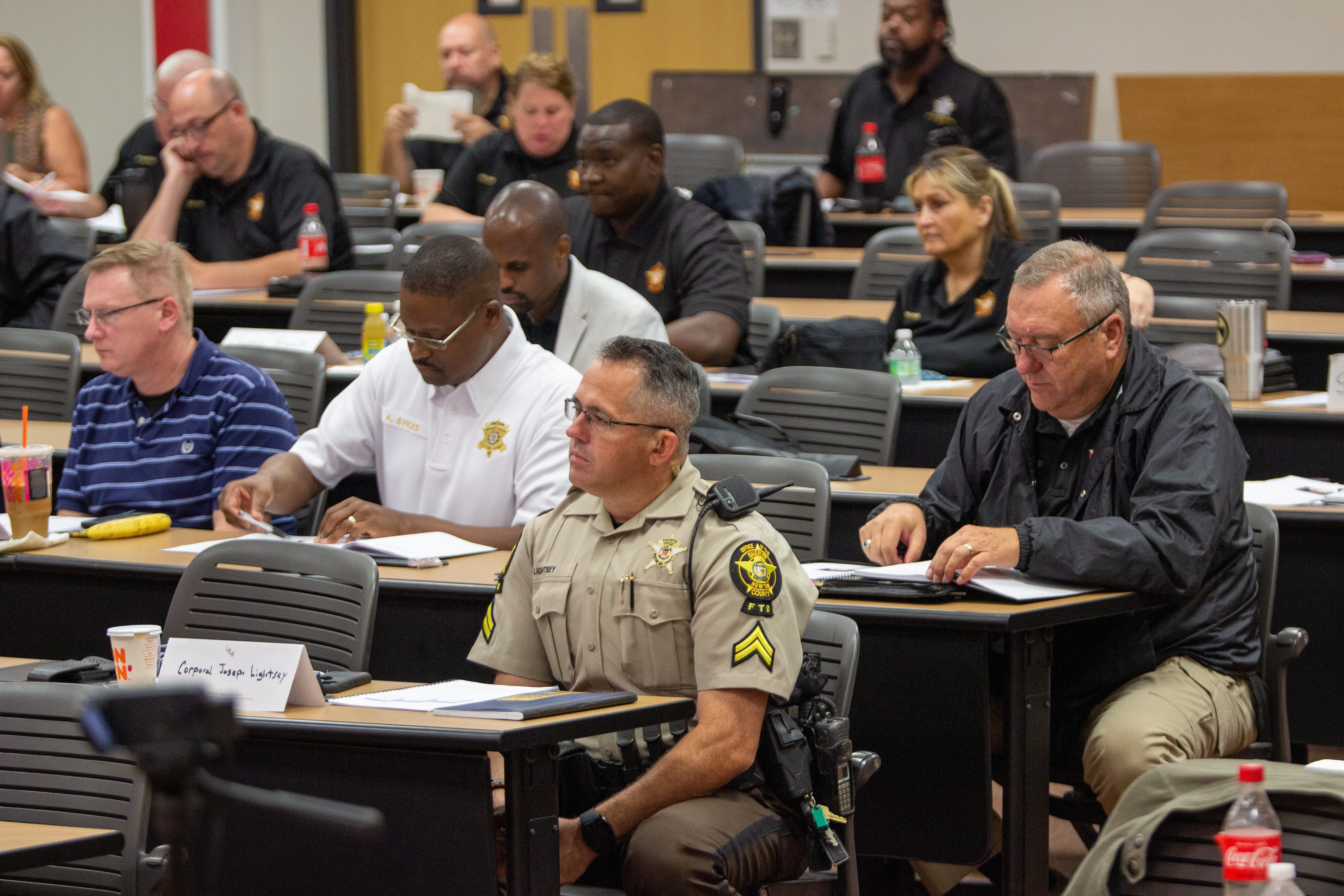 Image of NCSO Leadership Conference 3